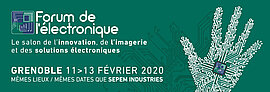 Lire la suite : FORUM DE L'ELECTRONIQUE 2020